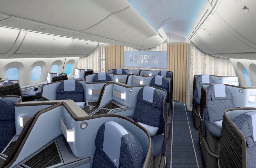 bamboo airways of vietnam takes delivery of 787 with first class suites  u2013 vietnam star